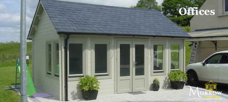 Log Cabins Offices and Out Buildings for sale in Ireland