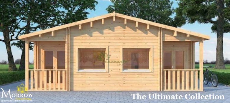 The Ultimate Collection of Log Cabins for sale in Ireland