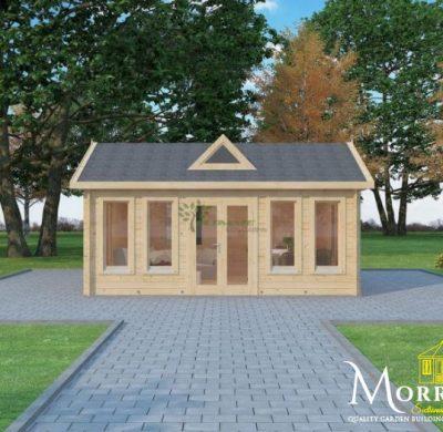 Cornwall Summer House 5.5m x 4m