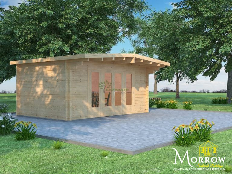 Worcestershire Contemporary 4m x 3m
