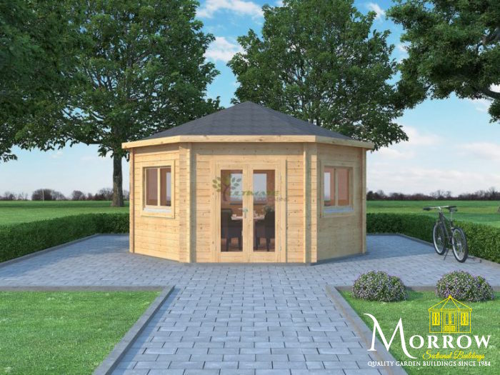 Devon Summer House 5m x 5m