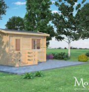Cornwall Office 3+1m x 4m